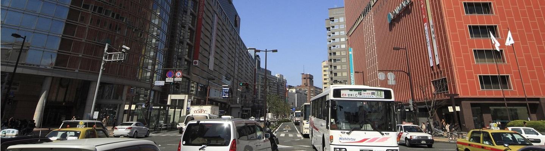 福岡市中央区天神