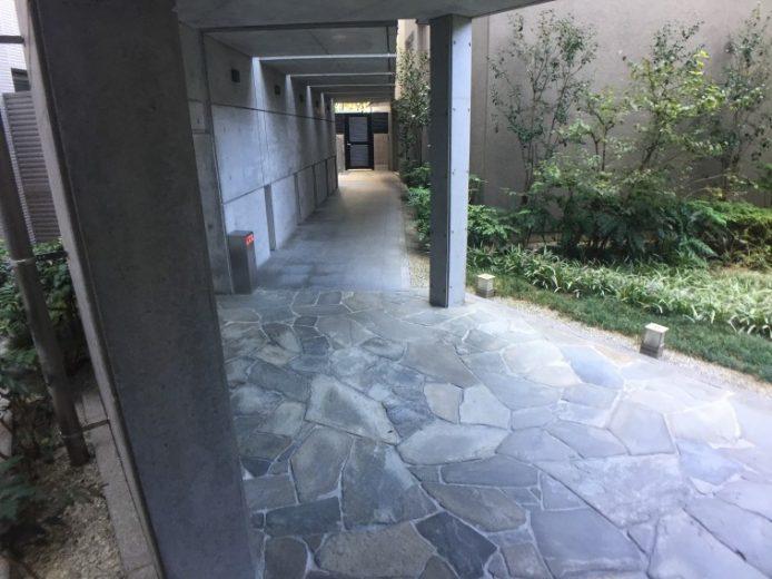 共用部分廊下