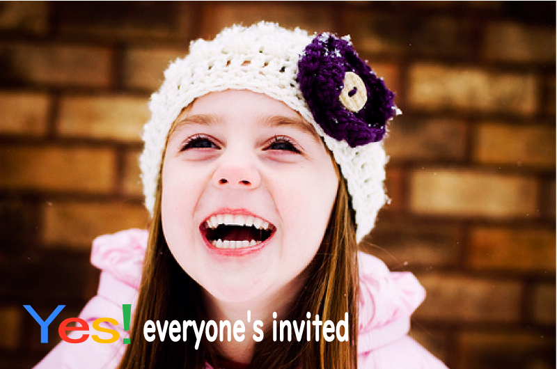 everyone is invited