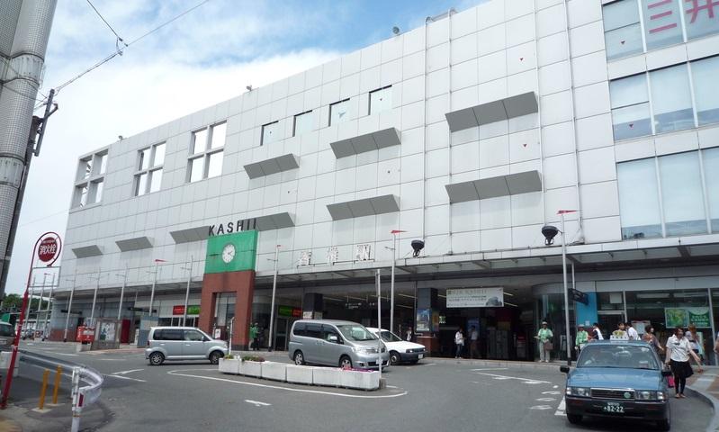JR鹿児島本線 香椎駅