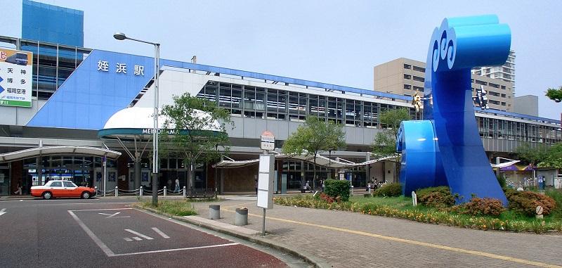 福岡市地下鉄空港線 姪浜駅