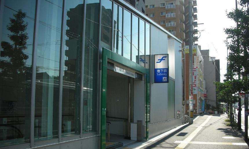 福岡市営地下鉄七隈線 桜坂駅