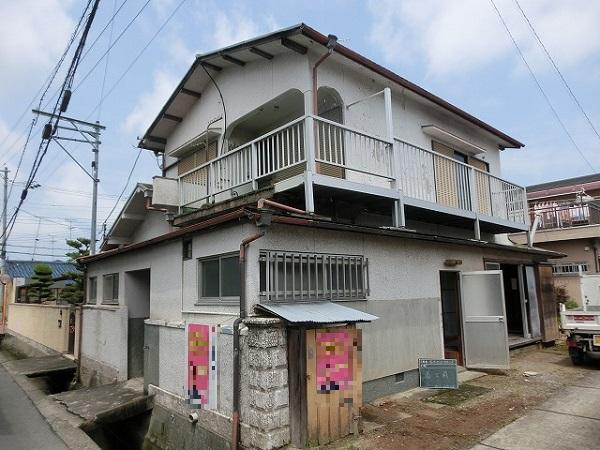 福岡にある想い出の実家を売却