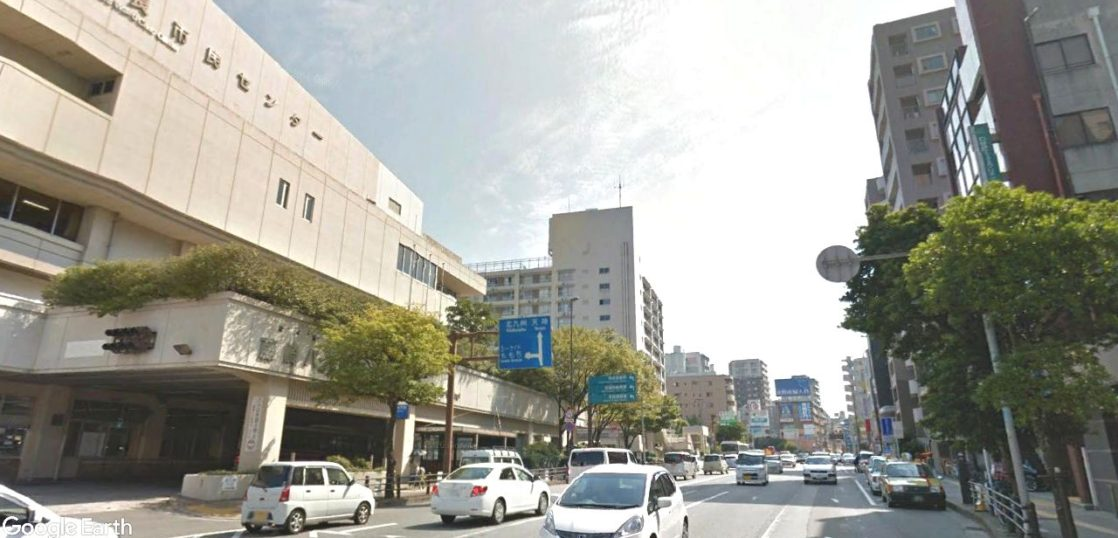 福岡市地下鉄空港線 藤崎駅