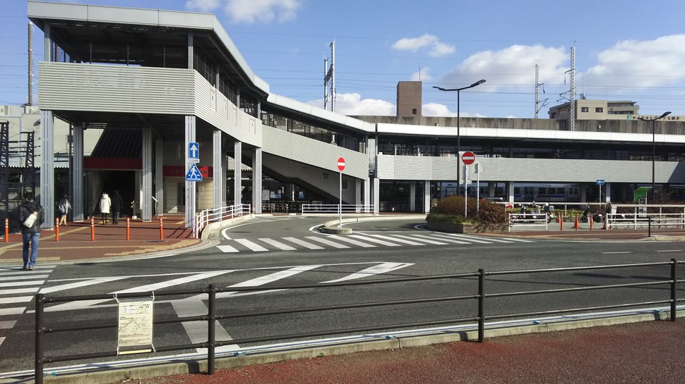 JR鹿児島本線 竹下駅