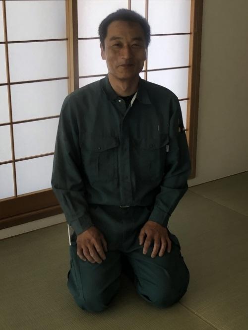 畳・襖の上野さん