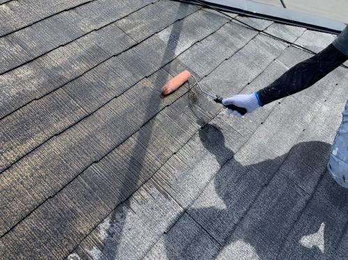 屋根の塗装 下地処理