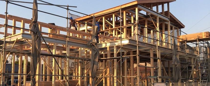 建築条件付き土地建物の建築