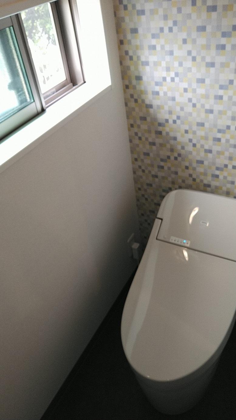 新築一戸建てトイレ改修後4